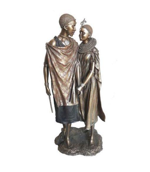 Launi Pendo - african figurines