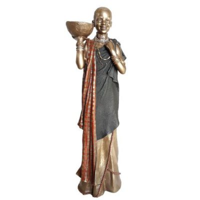 Kusanya - african figurines