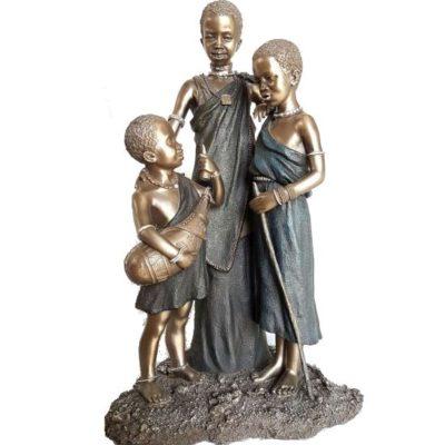 Kesho Morani - african figurines