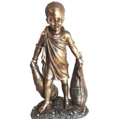 Jinake Tume - african figurines