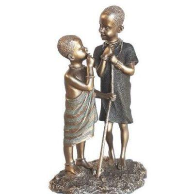 Jana Mtani - african figurines