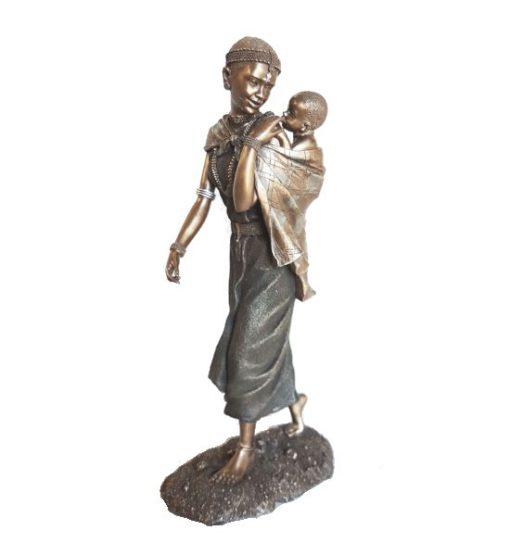 Kucha - african figurines