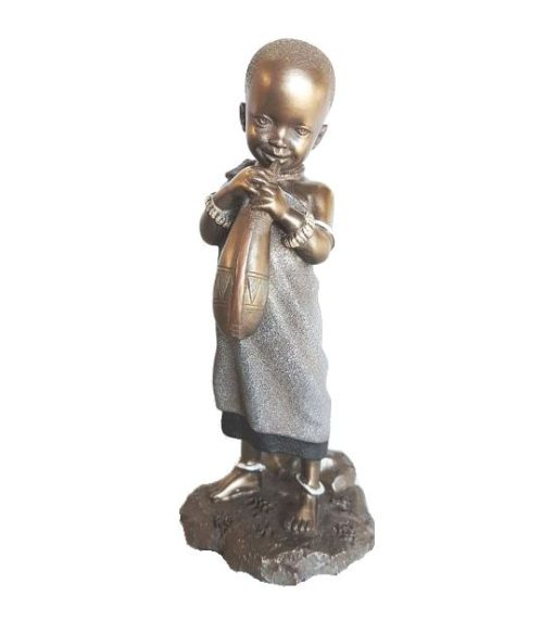 Mtihani - african figurines