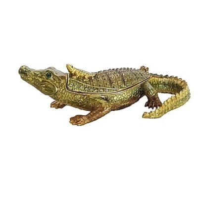crocodile treasurine