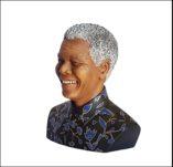 Nelson Mandela Bust B