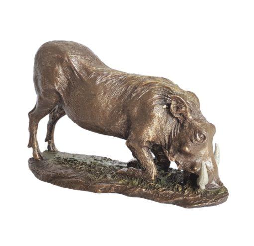 Warthog Kneeling