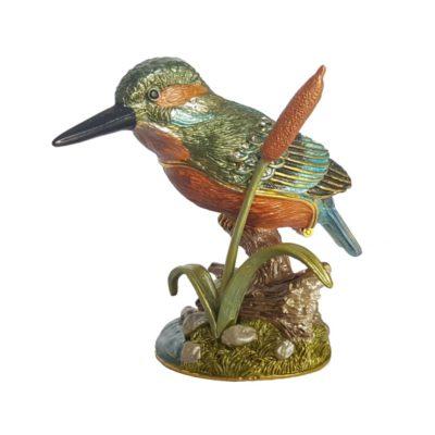 Blue Kingfisher Treasurine