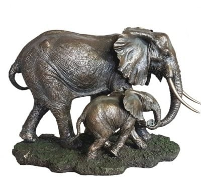 Akilah - elephant sculpture