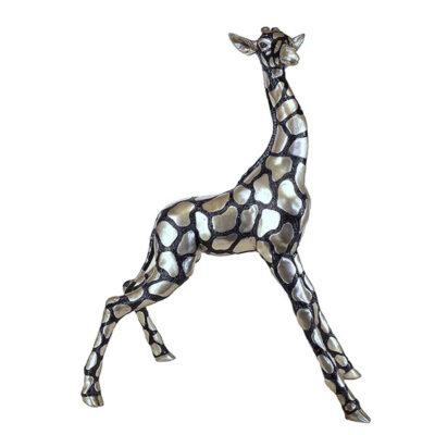 Baby Giraffe - silver