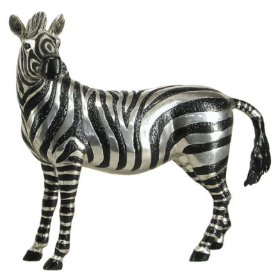 Zebra (female) - silver