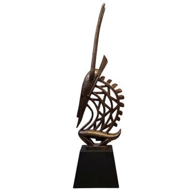 Bronze Chiwara