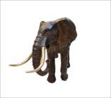 Bronze Elephant D
