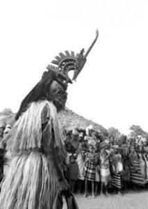 Chi Wara dance