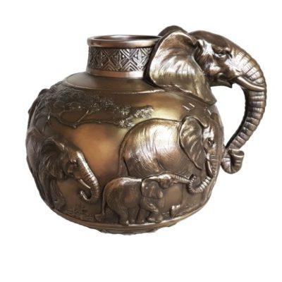 Elephant Vase ZA14001