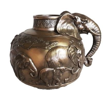 Elephant Vase Zawadi Knysna South Africa Zawadi Gifts Curios