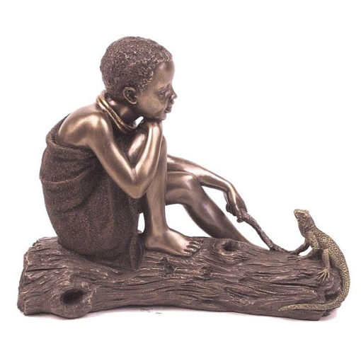 Fuma - african figurines