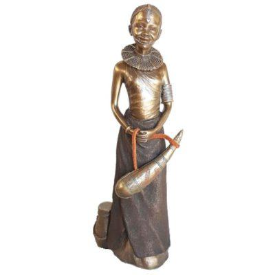 Kikora - african figurines