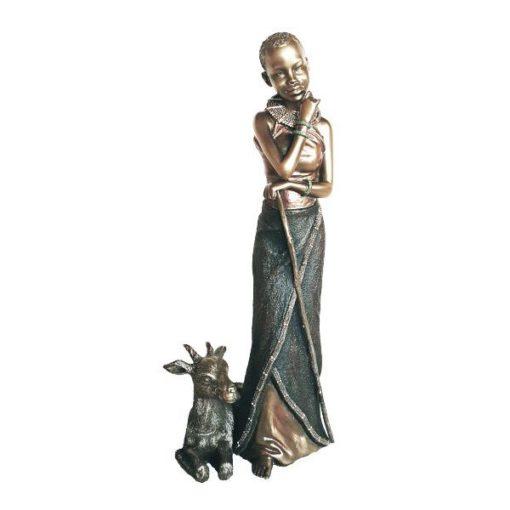 Kipusa - african figurines
