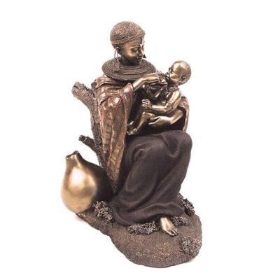 Mlazi - african figurines