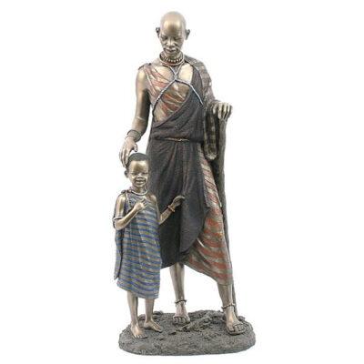 Mwana - african figurines