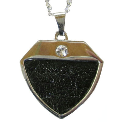 leather pendant