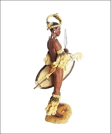 Shaka Zulu King | Zawadi Knysna South Africa: Zawadi Gifts