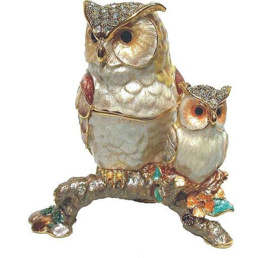 eagle owl treasurine
