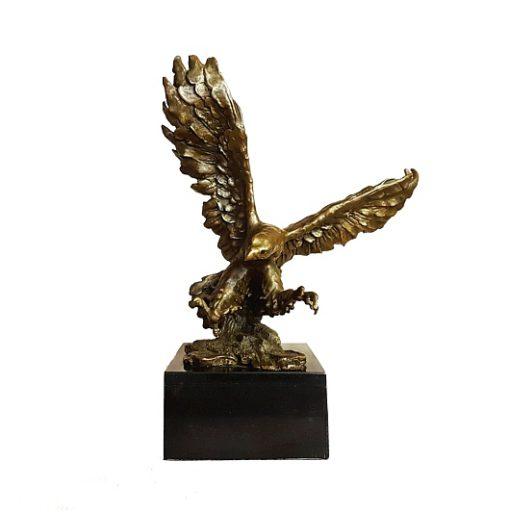 Tawny Eagle bronze