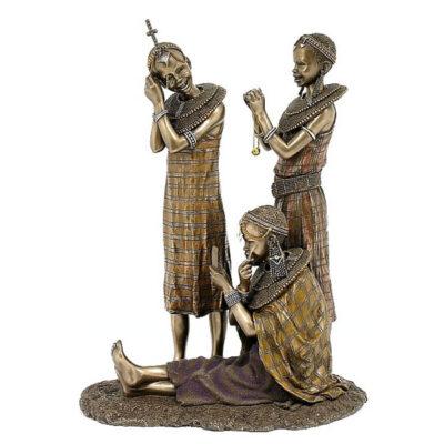 Tayari - african figurines