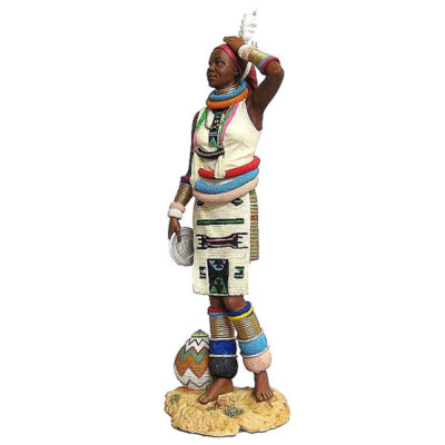 Themba Ndebele woman