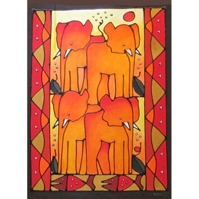 African painting khehla