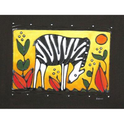 Zebra - landscape