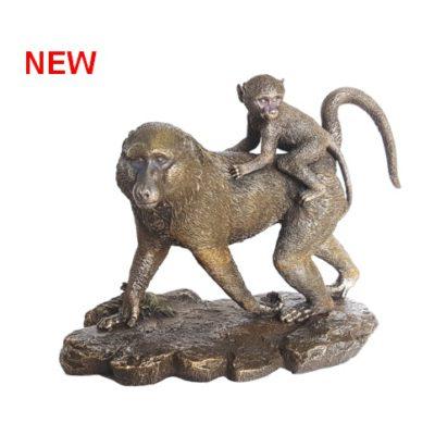 Baboon & Baby