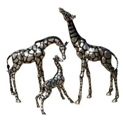 silver giraffes fam website