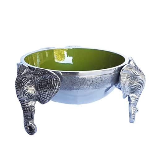 Snack bowl - Olive green