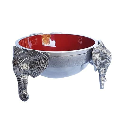 Snack bowl - red